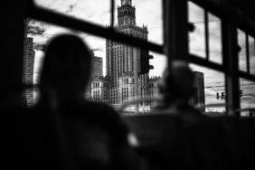 Tourist Warsaw 2018