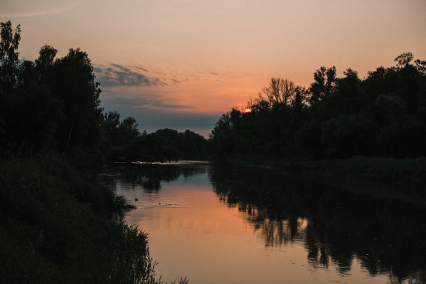 Sunset Wlodawa, 2018