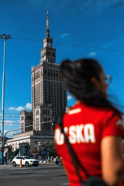 POLSKA! Warsaw ,2018