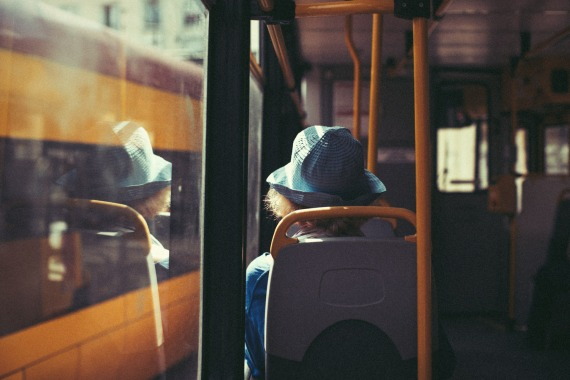 blue-hat-on-the-tram-small
